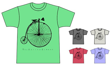 Cycle T-shirt